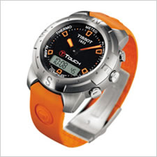 Tissot T-Touch Skiing