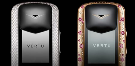 Vertu-Signature Diamonds